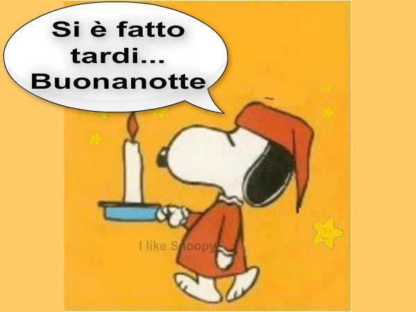 Vignetta I Like Snoopy